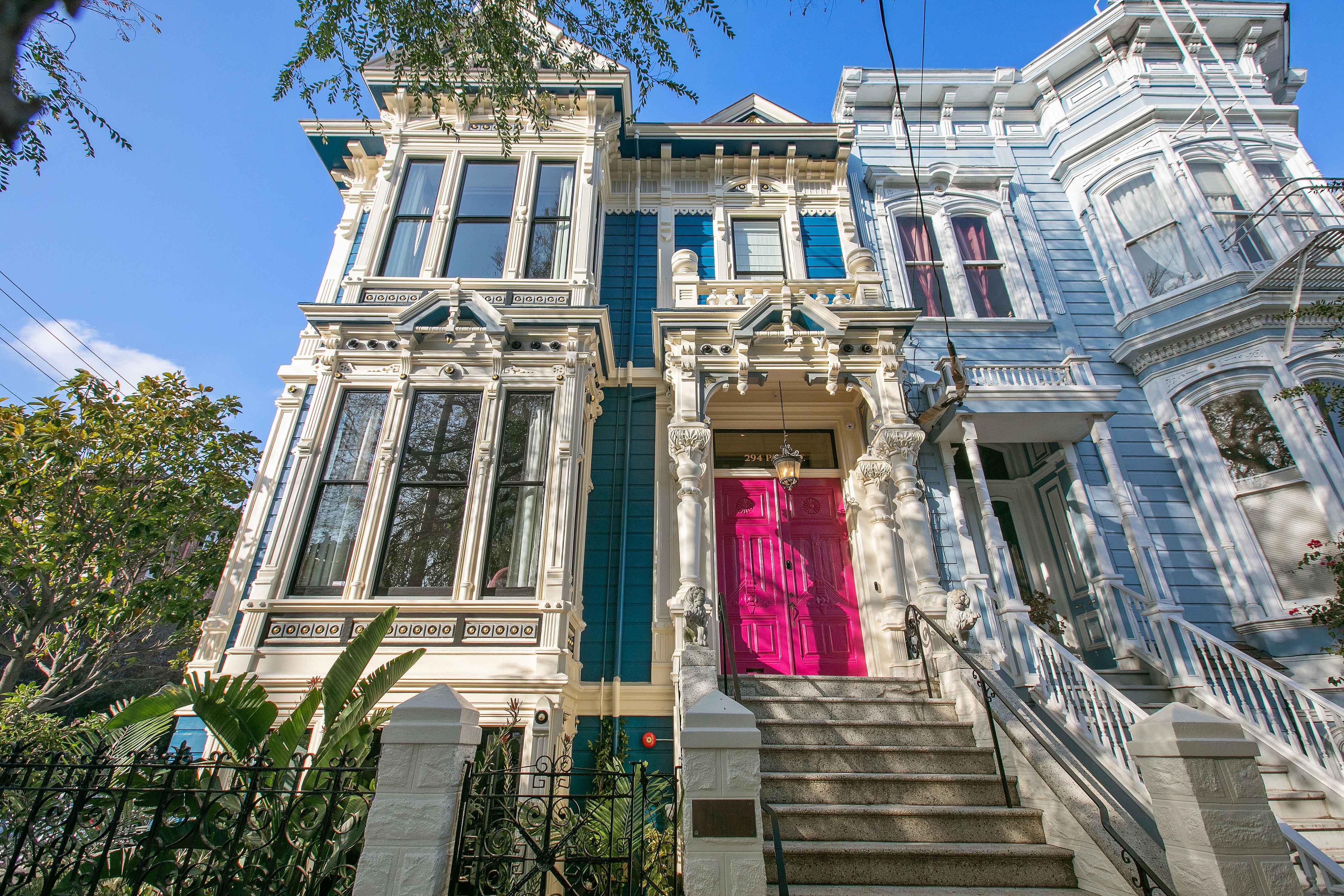 Restoring a San Francisco Landmark